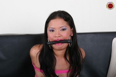 Asian Tied Up tube